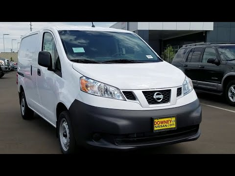 2017 Nissan NV200 Compact Cargo Cerritos, Los Angeles, Buena Park, South Bay, Downey, CA 173687