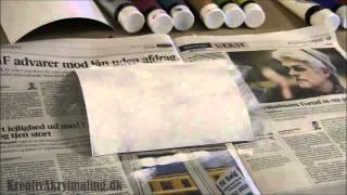 getlinkyoutube.com-Sovedyret del 1 af 7 - lær at lave et nemt maleri til børneværelset
