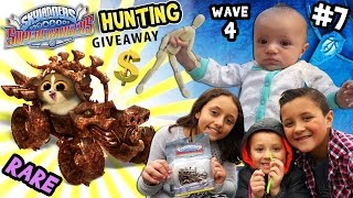 getlinkyoutube.com-TOMB BUGGY JACKPOT!  Skylanders SuperChargers Hunting Pt. 7:  Rare Wave 4 Toys Found! (+ GIVEAWAY)