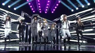 getlinkyoutube.com-111113. Inkigayo SNSD- The Boys