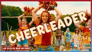 getlinkyoutube.com-BIBI & TINA 3 - Mädchen Gegen Jungs - Cheerleader (Filmclip)