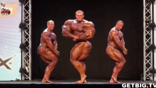 getlinkyoutube.com-Lesukov 2017 -  another level of muscle grow