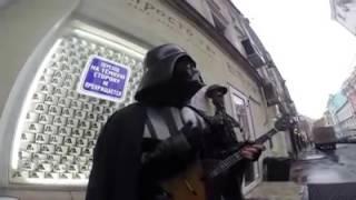 Darth Vader Street Music