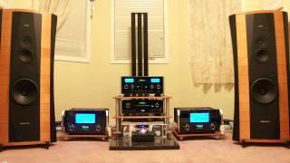 getlinkyoutube.com-McIntosh MC601's + Mcintosh C2300 + Mcintosh MCD 500 and SonusFaber Elipsa