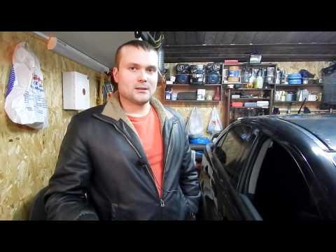 Обманка (лямбда-зонда) на Lancer X [сидим в гараже]