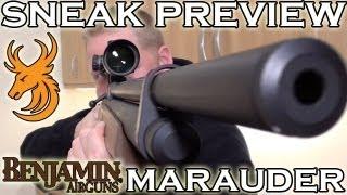 getlinkyoutube.com-Benjamin Marauder Hunting Airgun