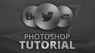 getlinkyoutube.com-Photoshop: Metal Texture tutorial