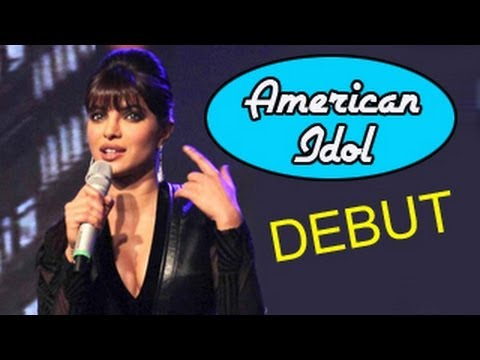 Priyanka Chopra's DEBUT on Americal Idol Season 12