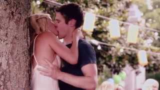 getlinkyoutube.com-The Vampire Diaries ||  My top 10+1 Kisses || Season 5
