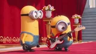 "getlinkyoutube.com-Minions ""Van Halen"""