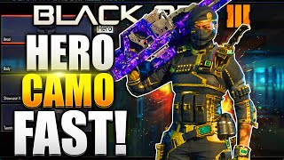 "getlinkyoutube.com-Black Ops 3 - How to get ""DOUBLE KILLS FAST!"" GOLD HERO ARMOR SPECIALIST FAST! (BO3 RAPID KILLS)"