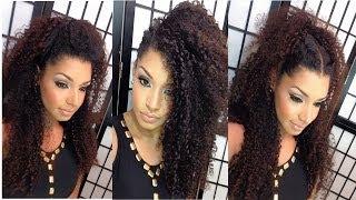 getlinkyoutube.com-How To Style Curly Hair