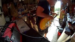 getlinkyoutube.com-NEW Harley Benton Les Paul Copy set up