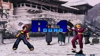 getlinkyoutube.com-[KOF 2001] MAY LEE TAS