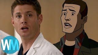 Top 10 Most WTF Supernatural Episodes