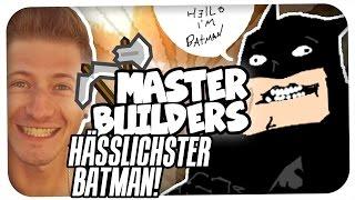 getlinkyoutube.com-DER HÄSSLICHSTE BATMAN | MASTERBUILDERS MIT IZZI | REWINSIDE