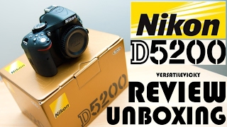 Nikon D5200 - Best Camera For Youtube? Nikon D5200 DSLR