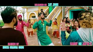 Making Of Kurta Chadra | Gippy Grewal, Mannat Noor | Carry On Jatta 2 | White Hill Studios