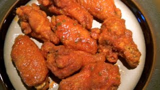 Make Your Own Buffalo Wings