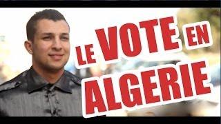 DZjoker : Le VOTE en Algerie الانتخابات في الجزائر