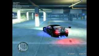 getlinkyoutube.com-GTAIV Drift Car