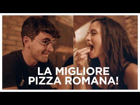 INGORDI SENZA GLORIA: Provo la migliore pizza romana con Insa, Jakidale e LosAmigos!