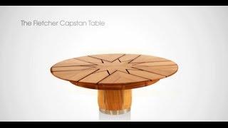 getlinkyoutube.com-How the Fletcher Capstan Table is Made
