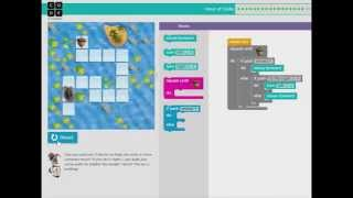 getlinkyoutube.com-ONE PLAYER does Ice Age on CODE.ORG!