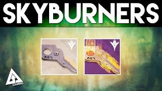 getlinkyoutube.com-Destiny Skyburners Security Pass & Beacon - How to Open Skyburners Security Door & Chest