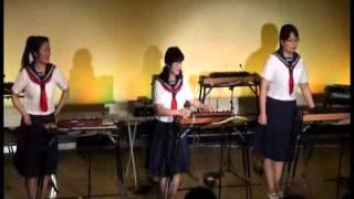 getlinkyoutube.com-大正琴で 『セーラー服を脱がさないで』 by セブ・アンサンブル