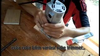 getlinkyoutube.com-Kontes Hobi Kayu - Membuat Rak Dinding / Rak Gantung