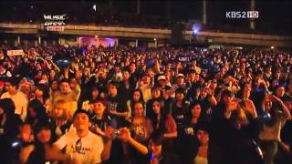 getlinkyoutube.com-CNBLUE Music Bank in Chile 121117