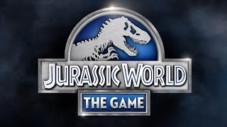 getlinkyoutube.com-Jurassic World™: The Game iOS / Android GamePlay + Unlimited Cash Tutorial