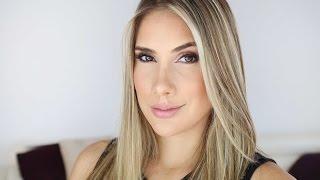 getlinkyoutube.com-Maquillaje sobrio y romantico para fiesta. - Carolina Ortiz