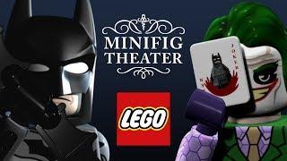 LEGO The Dark Knight -- Minifig Theater