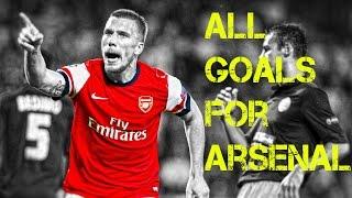 getlinkyoutube.com-Lukas Podolski ● All Goals for Arsenal 2012-2015 ||HD||