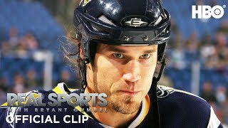 The NHL's Denial of CTE | Real Sports w/ Bryant Gumbel | HBO width=