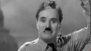 getlinkyoutube.com-Greatest Speech Ever Made: Charlie Chaplin The Great Dictator W Time Inception Full HD Best Version