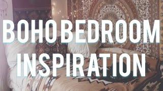 BOHO BEDROOM TUMBLR INSPIRED