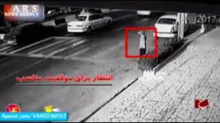 حوادث وحشتناک و عجیب در ایران