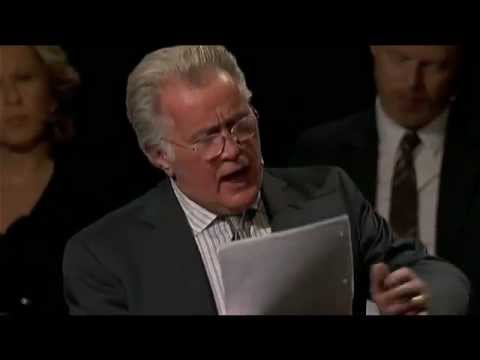 Martin Sheen/Theodore B. Olson Speech in Dustin Lance Black's 8, a play about the Prop 8 Trial