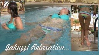getlinkyoutube.com-Travel to Las Vegas: My Trip to Las Vegas - South Point Hotel & Casino Pool and Jakuzzi