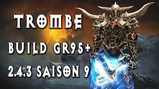 getlinkyoutube.com-TROMBE GR95+ ~ Build Barbare ~ Diablo 3 [2.4.3 Saison 9]