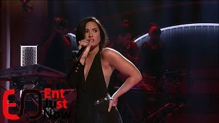 getlinkyoutube.com-#2015OLDDAYS: Demi Lovato - Cool For The Summer/Confident Medley Live on Saturday Night Live