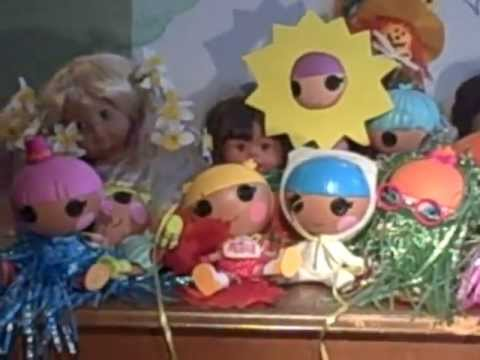 LaLaLoopsy Littles School Recital