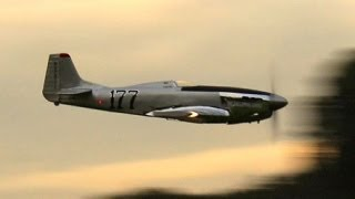 getlinkyoutube.com-P-51 The Galloping Ghost @ Warbirds over Oberhausen