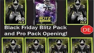 getlinkyoutube.com-MADDEN MOBILE 16 Black Friday Blitz pack and Limited Time Pro Pack Opening!