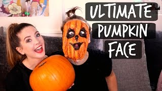 getlinkyoutube.com-ULTIMATE PUMPKIN FACE