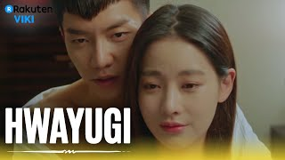 Hwayugi - EP19 | HOT KISS In Bed [Eng Sub]