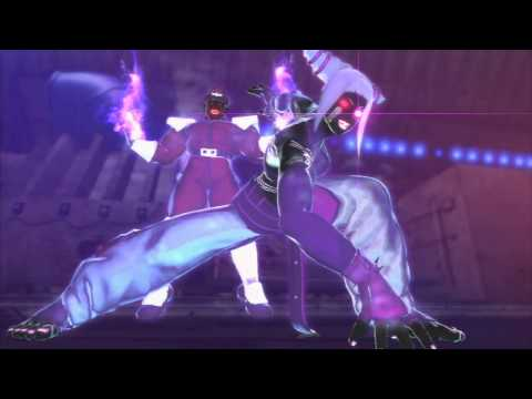 Street Fighter X Tekken - Juri & Bison Pandora Theme